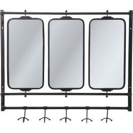 Dreifache Spiegelung Man weiß gar nicht