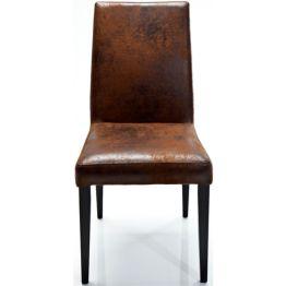 Stuhl: Klassisch sitzen Dieser schöner Polsterstuhl