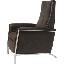 Sessel: Hier trifft Gemütlichkeit auf Funktionalität Sie möchten einen komfortablen Sessel? Aber brauchen eigentlich auch eine Liege? Dann ist dieser formschöne Relaxsessel genau das Richtige für Sie. Der äußerst bequeme Sessel im Vintage-Look lässt sich zur Liege umfunktionieren