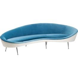 So etwas nennt man Statement-Piece: Wenn dieses Sofa in einem Raum steht