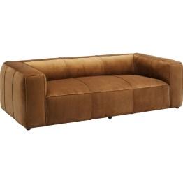 Wer in dieses Sofa einsteigt