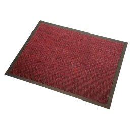 Fuß- & Sauberlaufmatte Faro - Rot - 40 x 60 cm
