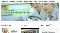 Moébius factory pour le Centre technique des Industries de la fonderie CTIF