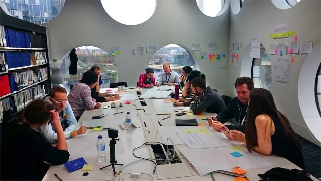 Workshop design thinking et ideation