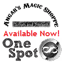 One Spot #2: Angar's Magic Shoppe Available Now!