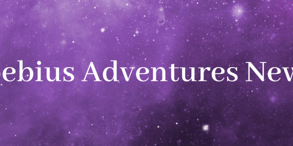 Moebius Adventures News Header
