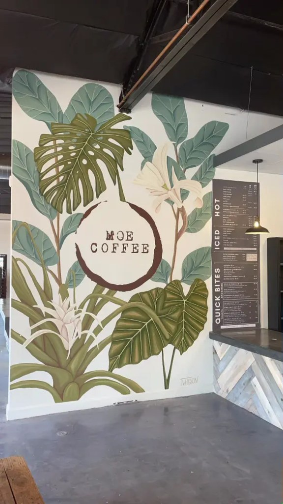 Moe Coffee National City Coming Soon