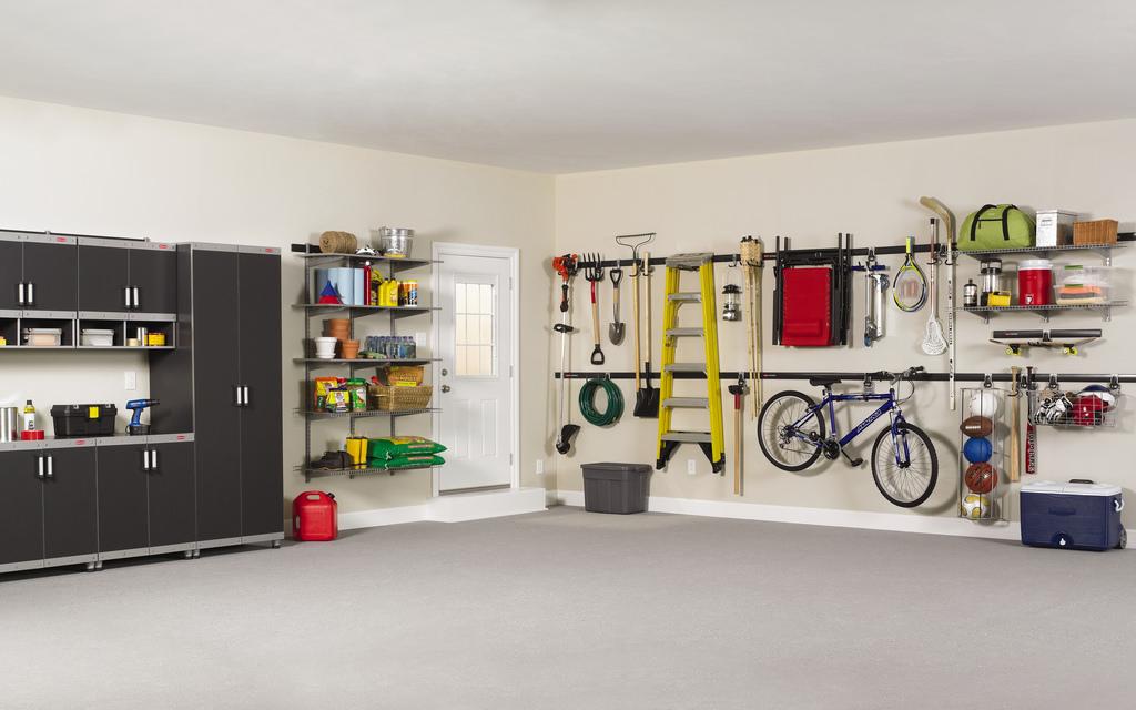 Garage Inrichting Gebruikt : Tips voor een nette en overzichtelijke garage moeders minimalisme