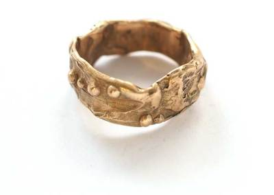 ANELLO TERRA (bronzo 1)