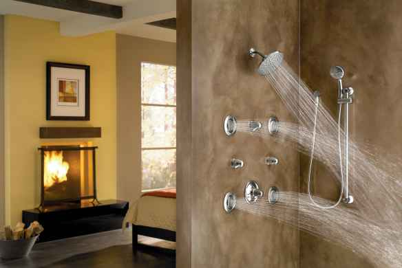 Moen Vertical Spa