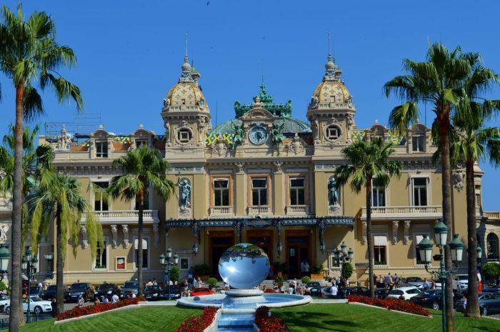 Luxurious Monte Carlo Casino