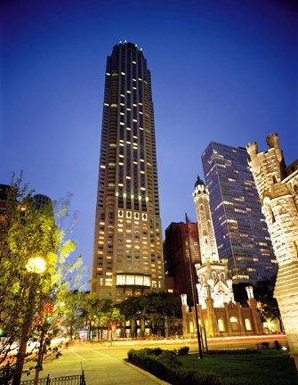 Park Hyatt Chicago ©Tony Soluri Photography