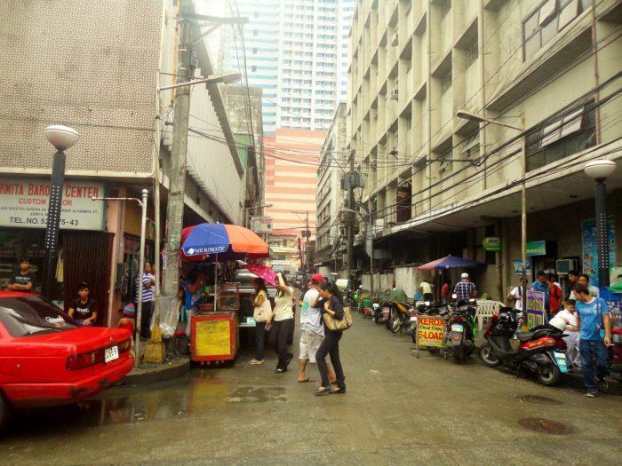 Rainy Manila