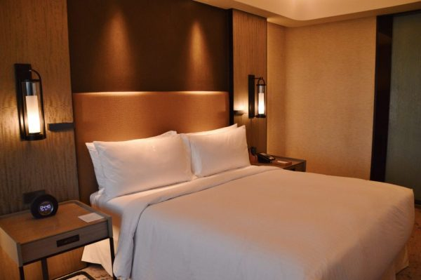 Standard Guestroom at the Hilton Manila