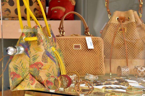 Cork Handbags