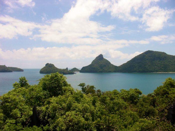 Thailand's stunning landscape