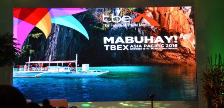 tbex opening event