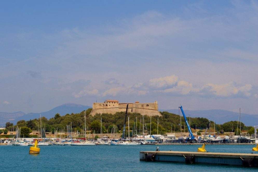Day trip to Antibes from Nice