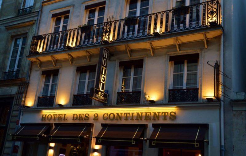 Des 2 Continents Paris