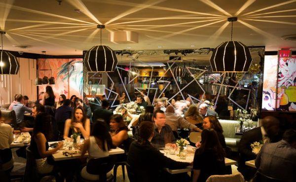 The Restaurant at the Drake ©Drake Hotel