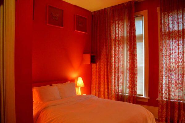 Room 303 Gladstone Hotel Toronto