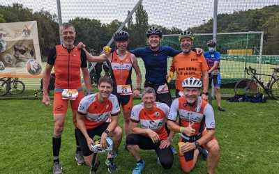 Bike and Run in Kronberg – Abschluss der 5. Hessenliga 2021 und der Aufstieg ist geschafft !!!!