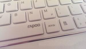Nahaufnahme der rapoo E6700