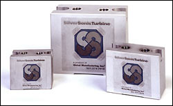 Silver Sonic Image