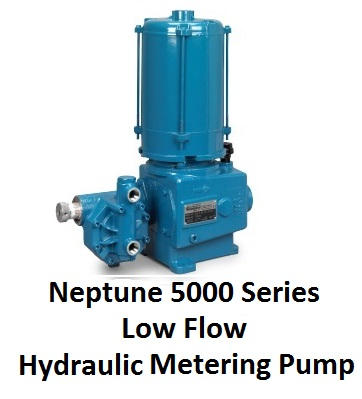 Neptune Low Volume Pump Series