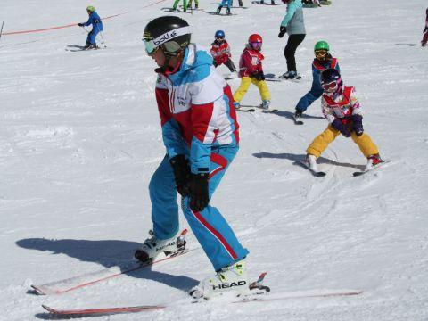 Gruppenkurs Kinder Skischule Ischgl