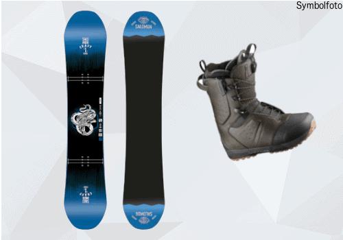 Snowboard Set Erwachsene online buchen mogasi