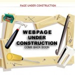 Don't use Under Construction Pages