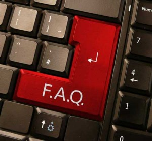 FAQ pages are often used as a sticking plaster for a hard to use website