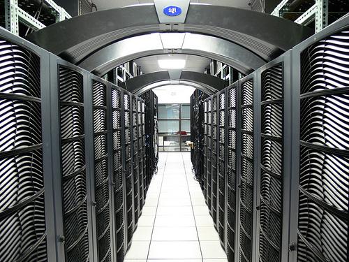 data centre photo