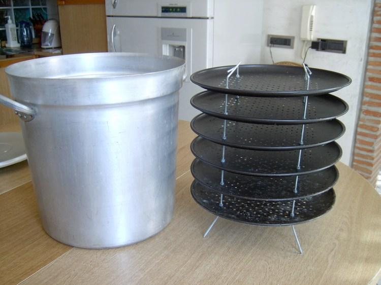 Cestelli e vaso