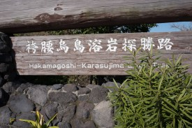 Opening signboard