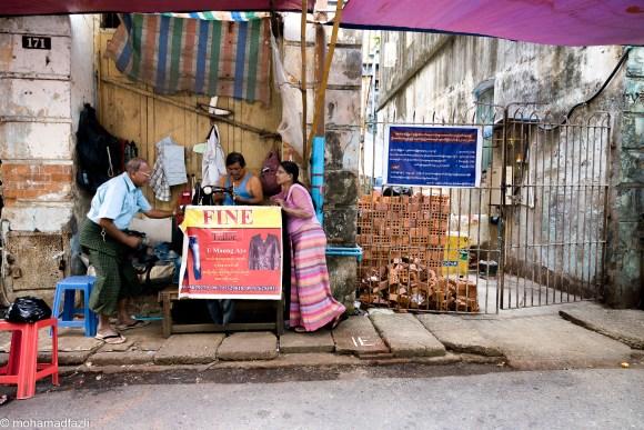 Back street tailors