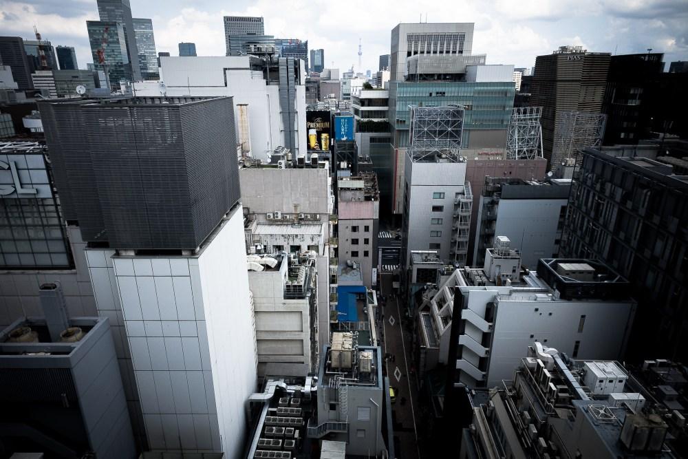 Ginza Backstreets