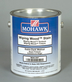 mohawk wood stain
