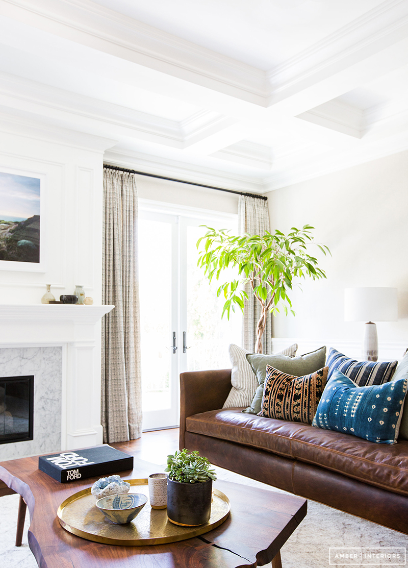 How To Style A Brown Sofa Mohawk Home