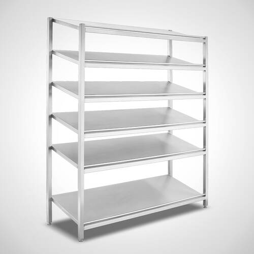 stainless steel rack fixed welded