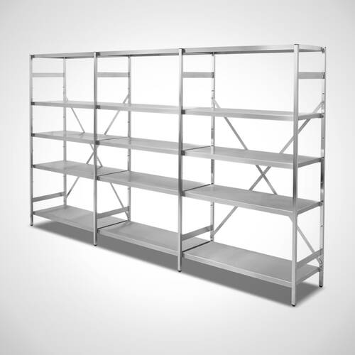 stainless steel rack pluggable