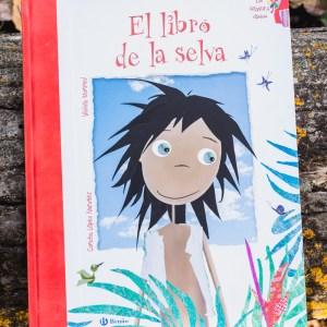 """Libro """"El libro de la selva"""""""