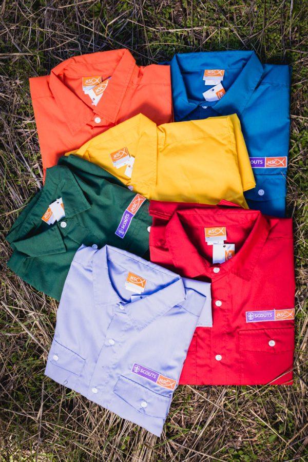 Camisas MSC