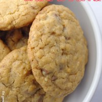 TENDRES COOKIES, AVOINE ET CHUNKS