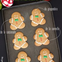 GINGERBREAD MEN COMME AUX USA