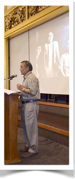 speaker at fall seminar 2016
