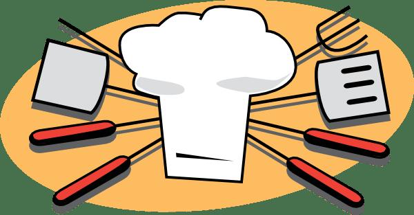 BBQ cooking utensils