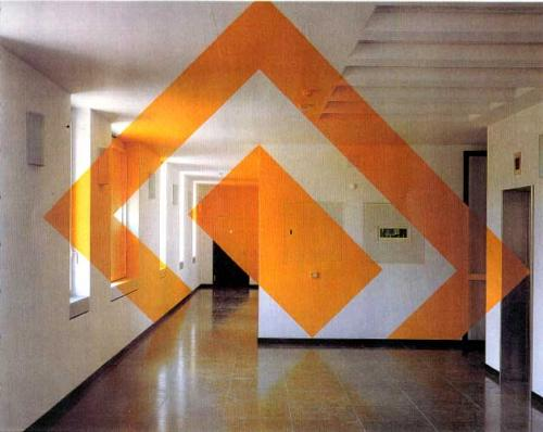 3D Painted Rooms Illusion