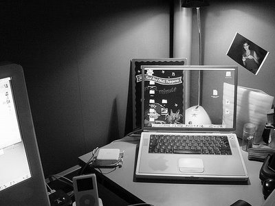 The Transparent Desktop Trick